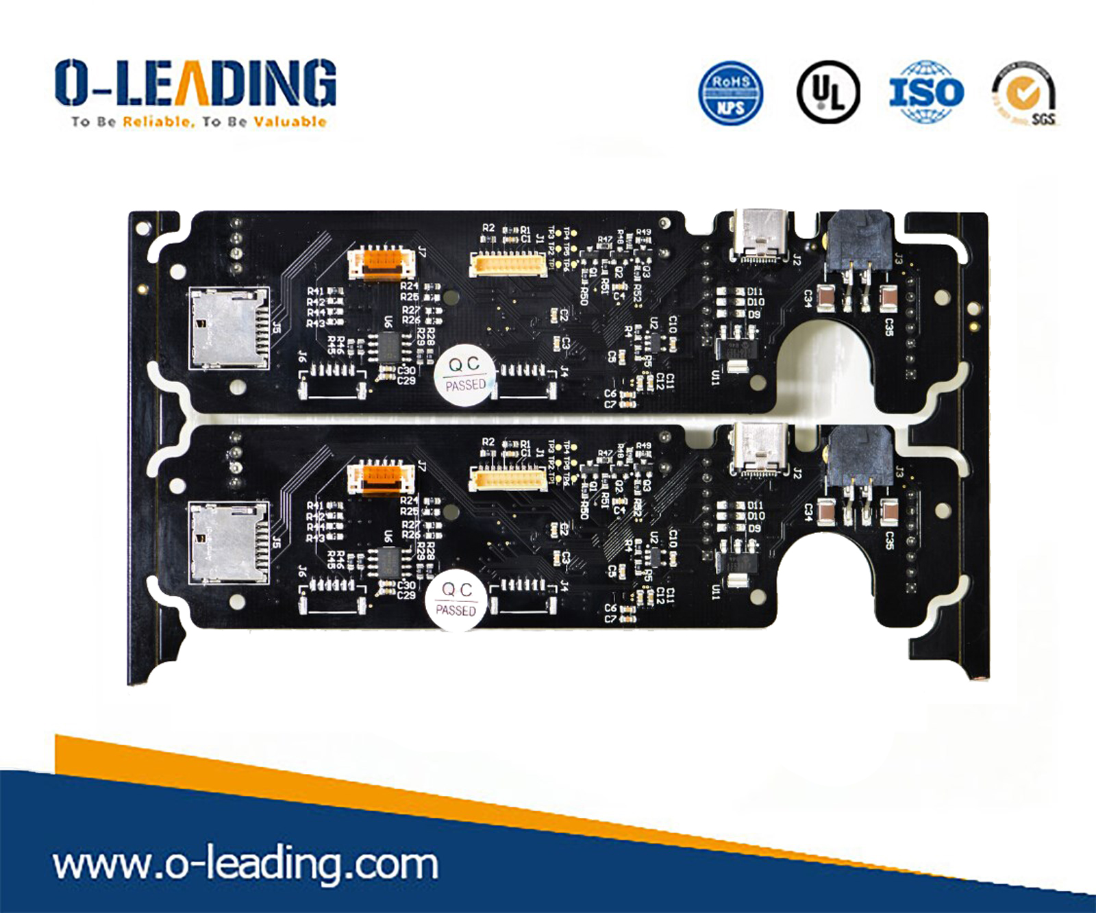 Printed circuit board company, High quality pcb manufacturer