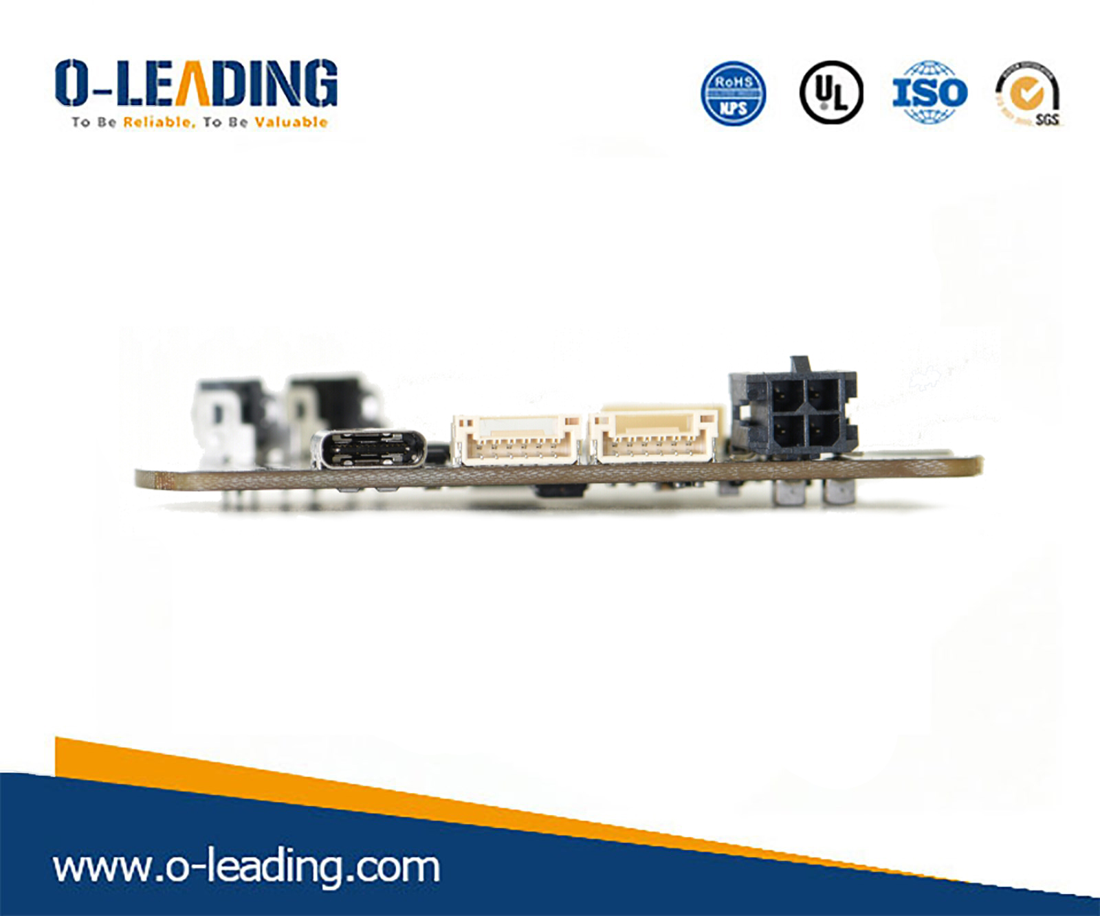 Hole Carbon Ink Ict Pcb Printed Circuit Board Fabrication On Sale