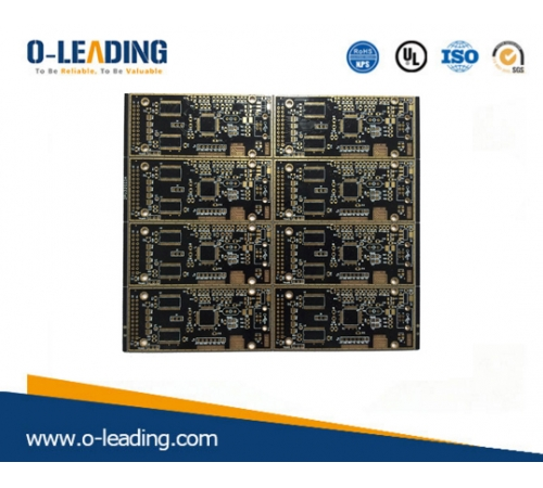 20Layer High Frequency PCB, 2.0mm board thickness, HDI printed circuit board with 0.15mm smallest hole