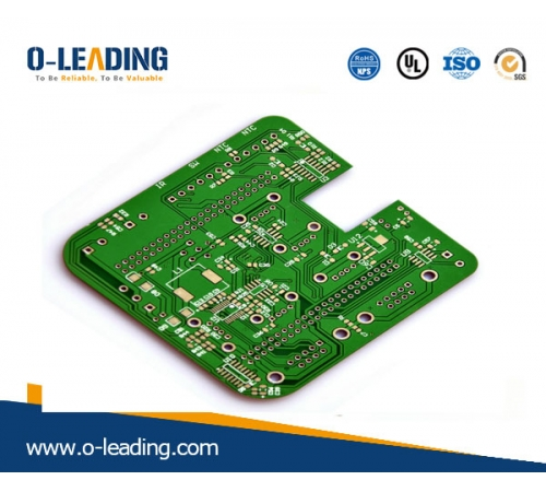 Double sided pcb supplier, Double sided pcb manufacturer china