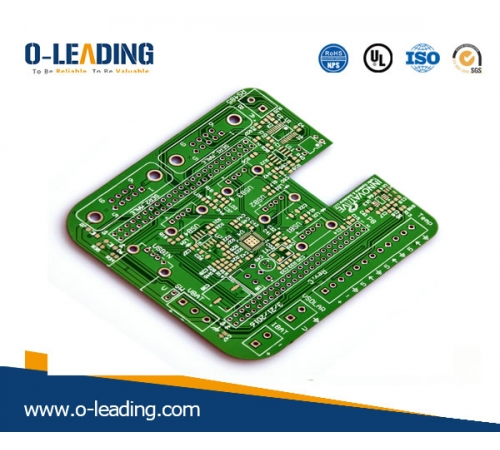 Multilayer HDI pcb circuit board,Fr4 double-sided GPS Printed Circuit Board,Double-sided PCB & Multilayer PCB Manufacturer