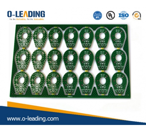 PCB Edge plating with Tin,Automotive Electronics PCB for seat control panel