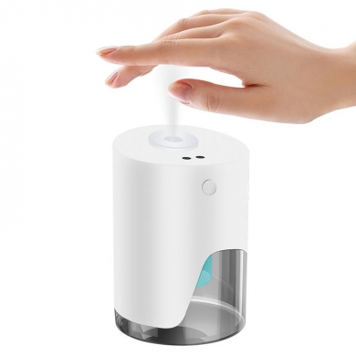 Top quality touchless infrared induction sensor soap dispensers mini automatic liquid hand sanitizer dispenser for medi alcohol