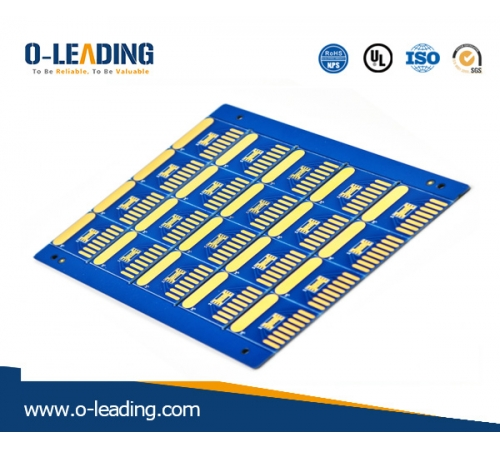 china pcb manufacturer, Double sided pcb manufacturer china
