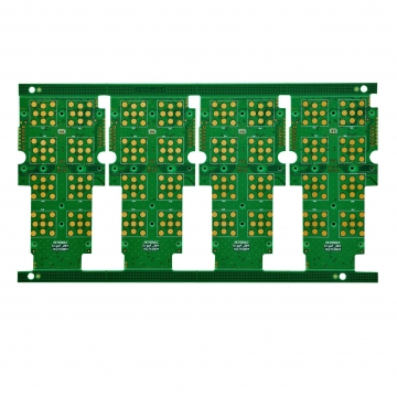 China HOT sell Printed circuit boards supplier with hard gold thickness 30u factory