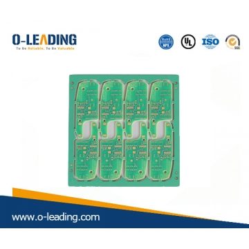 China Halogen free raw material PCB with S1550 TG 150 factory