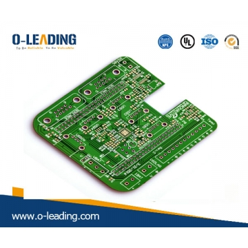 China Multilayer HDI pcb circuit board,Fr4 double-sided GPS Printed Circuit Board,Double-sided PCB & Multilayer PCB Manufacturer factory