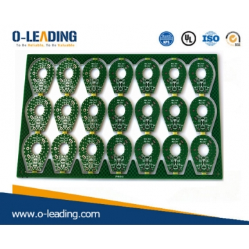China PCB Edge plating with Tin,Automotive Electronics PCB for seat control panel factory