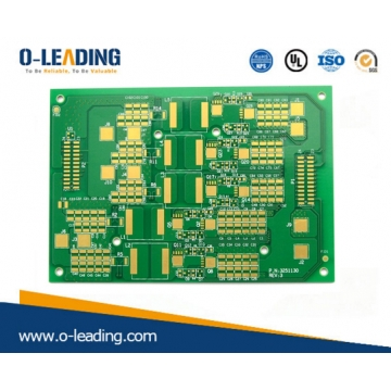 China PCB assembly Printed circuit board, OEM LED strip pcb supplier factory