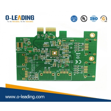 China PCB with imedance control and PCB controller manufacture china factory