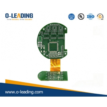 Chine Usine de PCB rigide-flexible, circuit imprimé en Chine usine
